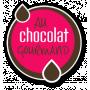 Logo Au chocolat  gourmand  - Florian Rouzeval