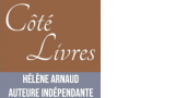 Logo Côté Livres   Hélène Arnaud