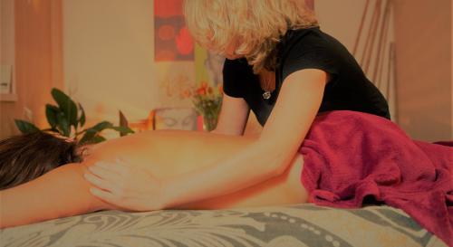 Massage Thaî'Shiatsu