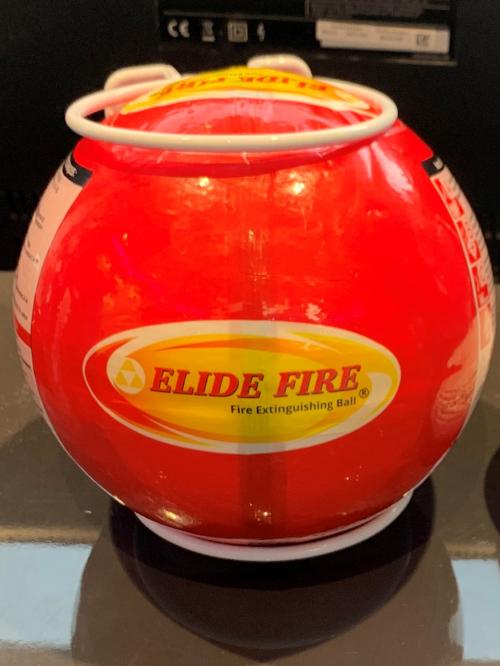 Balle extinctrice ELIDE FIRE