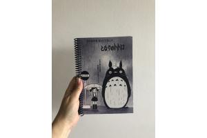 Carnet Totoro