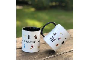 Mug polynectar - Harry Potter