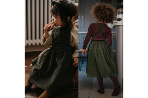 THE SIMPLE FOLK - The Corduroy Pinafore