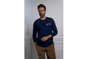 T-shirt Georges La Marinière Française