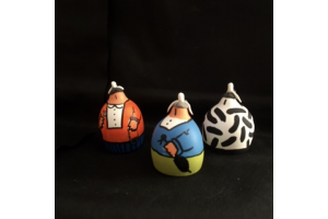 Figurines bretonnes