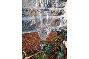 Ancien verre à absinthe,  modèle 1