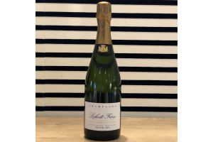 """Champagne """"Brut nature"""" Famille Laherte"""