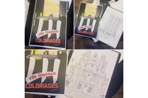 Livre de Coloriages : LH Ville Graphique