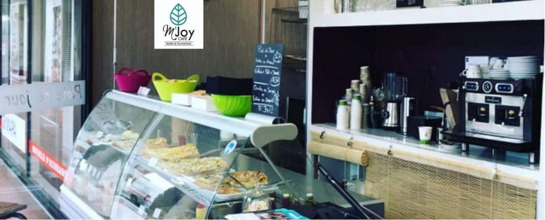 M'Joy Café, votre pause dej' saine et gourmande